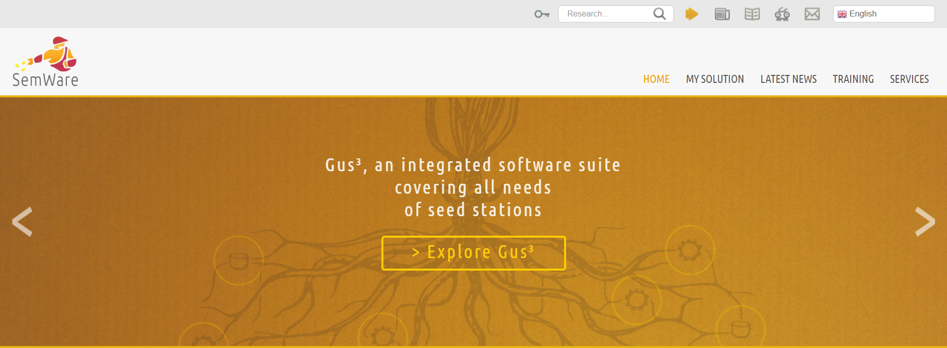 Die neue SemWare-Website ist online!