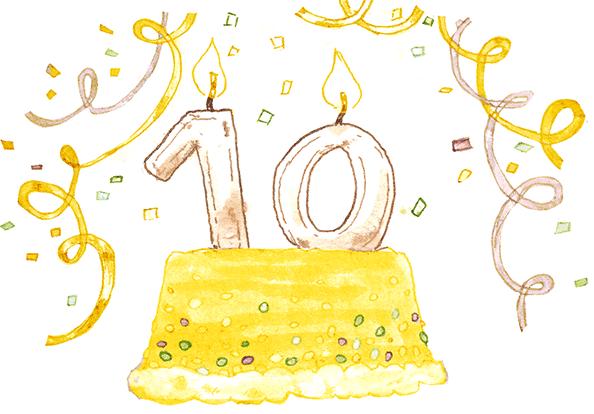 TiGus : déjà 10 ans !
